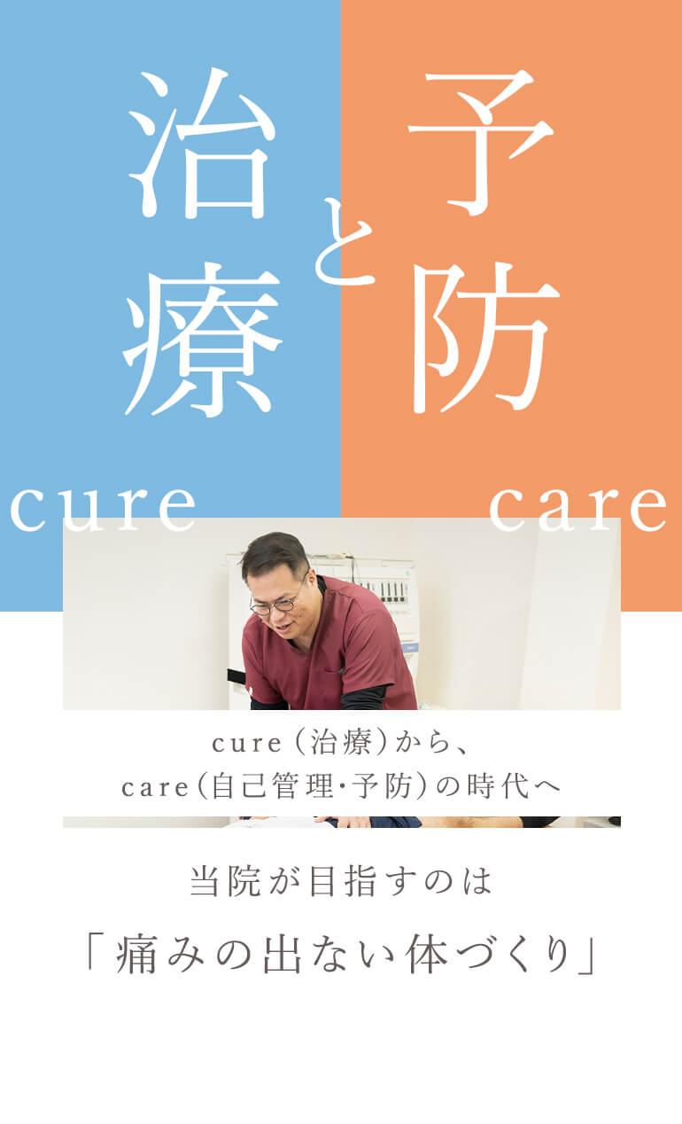 治療と予防