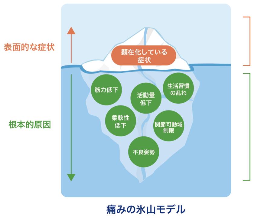 運動療法が必要な理由|埼玉県戸田市でリハサクなら、戸田スポーツ接骨院